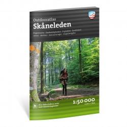 Calazo Skåneleden - Atlas (dansk)
