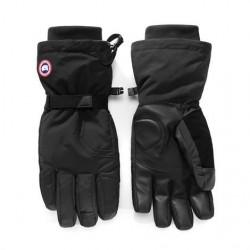 Canada Goose Mens Down Gloves, Black