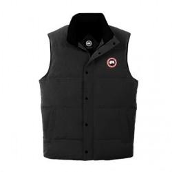 Canada Goose Mens Garson Vest, Black