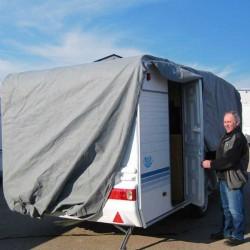 Caravan cover (L:640/555, B:240cm,H:228cm.)
