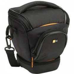 Case Logic SLR Camera Case Black/Orange - 16,5x11,2x16,7