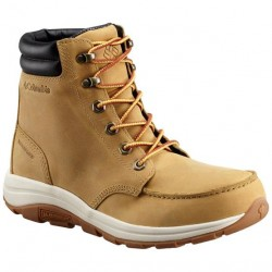 Columbia Bangor Boot Omni-Heat Mens, Curry / Rusty