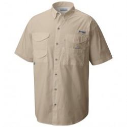 Columbia Bonehead S/S Shirt Mens, Fossil