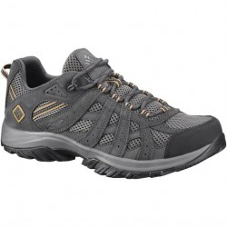 Columbia Canyon Point Mens, City Grey / Dark Banana