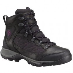 Columbia Cascade Pass Waterproof Dame, Black