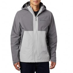 Columbia Evolution Valley Jacket Mens, Columbia Grey