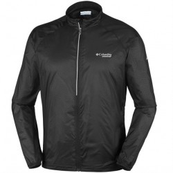 Columbia F.K.T. Wind Jacket Mens, Black
