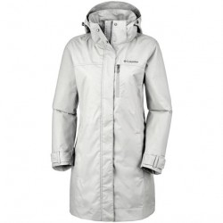 Columbia Hideaway Creek Jacket Womens, Flint Grey
