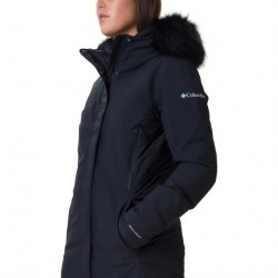 Columbia Hillsdale Parka Womens, Black
