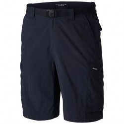 Columbia Silver Ridge Cargo Short Mens, Abyss