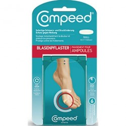 COMPEED® Blister Small Plasters 5 stk pakke