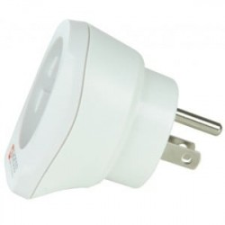 Country Adapter, Europe to USA