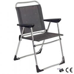 Crespo campingstol med lav ryg model 219