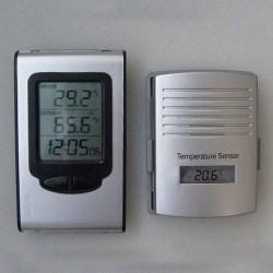 Digital trådløst inde- og ude termometer