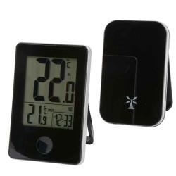Digitalt trådløs inde/ude termometer