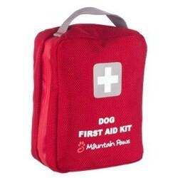 Dog first aid kit mountain paws