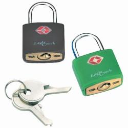 Eagle Creek Mini Key TSA Lock, GRAPHITE