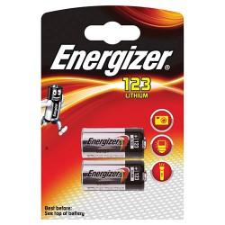 Energizer Batteri Lithium 123