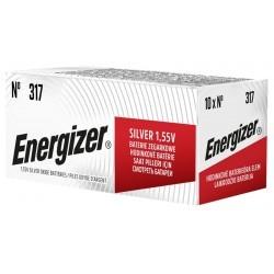 Energizer Silver Oxide 317 MBL1 stk. - Batteri