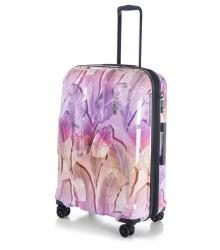 Epic Kuffert Crate EX Wildlife 76cm Trolley 4 Wheel Oasis - Large