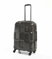 Epic Kuffert Crate Reflex 66cm Trolley 4 Wheel Charcoal Black - Medium