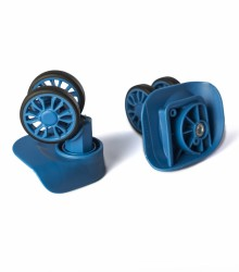 Epic Kuffert Hjul Airspeed Superlight DualTRAK blue 2 stk