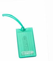 Epic Travelgear Color I.D. Tags 1pcs green