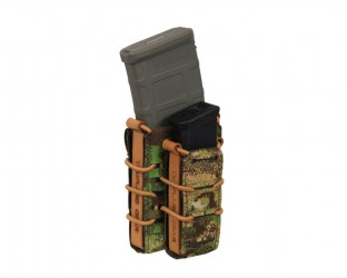 Fast Rifle and Pistol Magazine Pouch