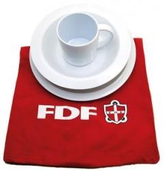 FDF Spisesæt