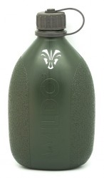 Feltflaske grøn KFUM-Spejderne 0,7