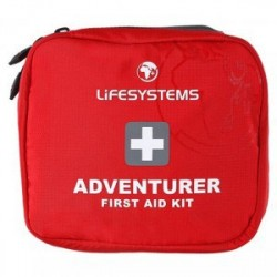 First aid kit adventurer lifesystems