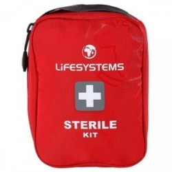 First aid kit sterile lifesystems