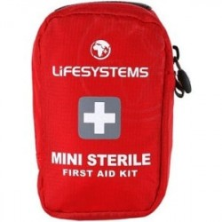 First aid kit sterile mini lifesystems