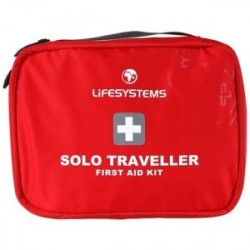 First aid kit traveller solo