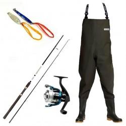Fiskesæt Hornfisk - Fuld Startpakke, Voksen