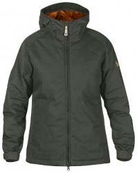 Fjällräven Övik Padded Jacket W. Mountain Grey