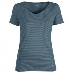 Fjällräven Abisko Cool T-Shirt Womens, Dusk