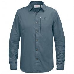 Fjällräven Abisko Hike Shirt L/S Mens, Dusk
