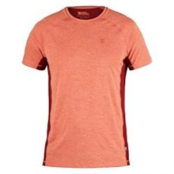 Fjällräven Abisko Vent T-Shirt Orange-Red