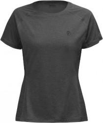 Fjällräven Abisko Vent W T-Shirt Dark Grey