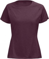 Fjällräven Abisko Vent W T-Shirt Plum