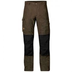 Fjällräven Barents Pro Trousers Dark Olive/Black 52