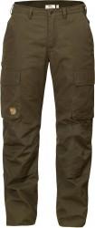 Fjällräven Brenner Pro Winter Trousers Dark Olive 34