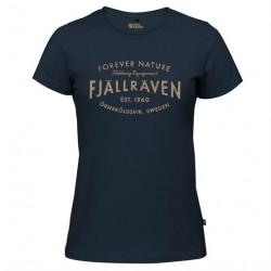 Fjällräven Est 1960 T-Shirt Womens, Navy