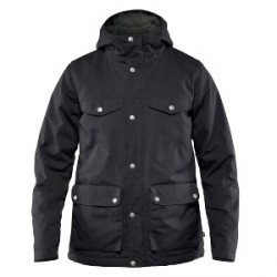 Fjällräven Greenland Winter Jacket W. Black
