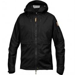 Fjällräven Keb Eco-Shell Jacket Mens, Black