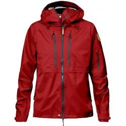 Fjällräven Keb Eco-Shell Jacket W Lava XL