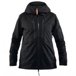 Fjällräven Keb Eco-Shell Jacket Womens, Black