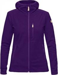 Fjällräven Keb Fleece Hoodie W Purple
