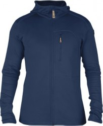 Fjällräven Keb Fleece jakke Blueberry